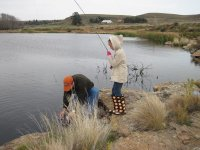 Fly Fishing at Leliekloof